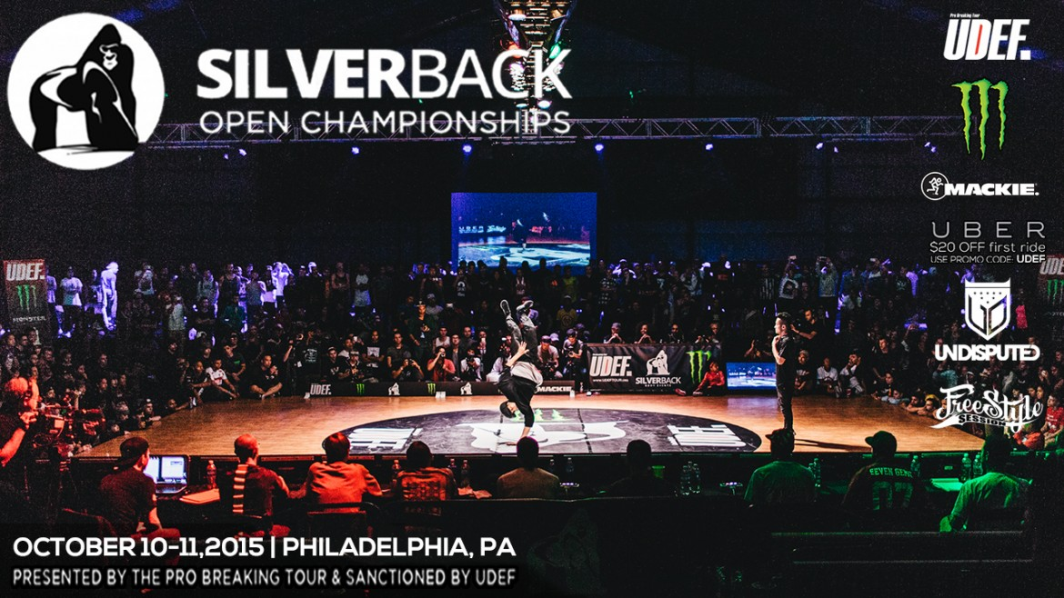 Silverback Open Championships 15