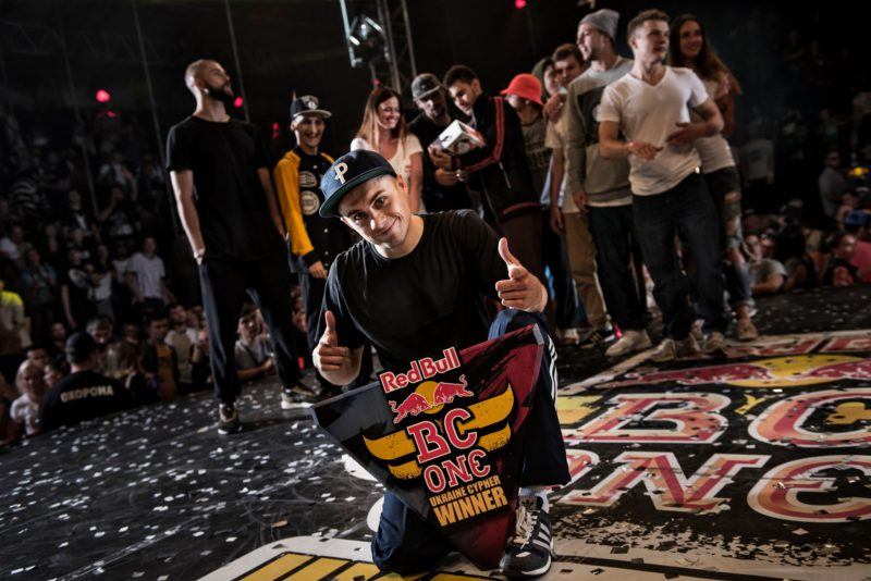 Переможець Red Bull BC One Cypher - Pluto